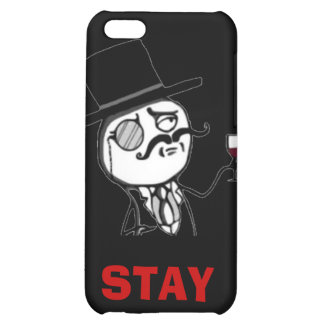Stay Classy Internet Meme Rage Face Iphone Cases Case For iPhone 5C