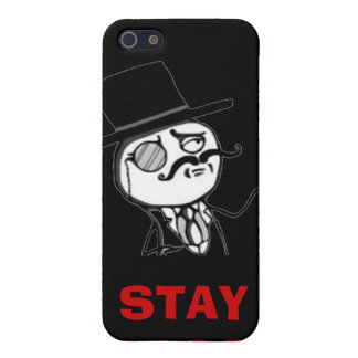Stay Classy Internet Meme Rage Face Iphone Cases