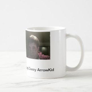 Stay classy coffee mugs