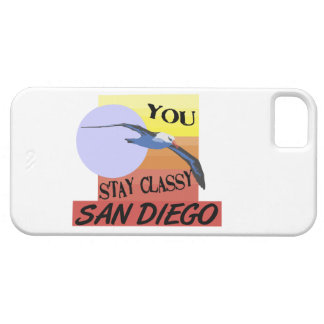 Stay Classy San Diego iPhone SE/5/5s Case