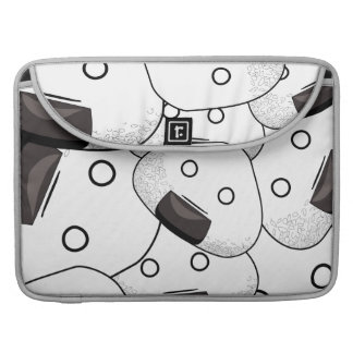 Stay close to me - Fear MacBook Pro Sleeve