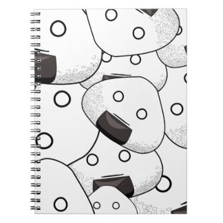 Stay close to me - Fear Spiral Notebook