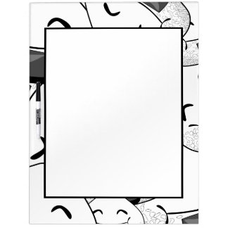 Stay close to me - Friendly Dry Erase Board