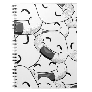 Stay close to me - Friendly Spiral Notebook