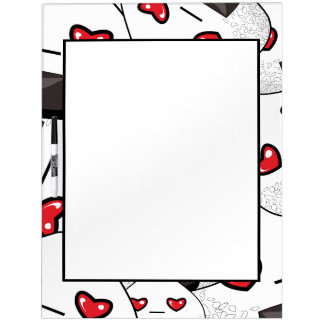 Stay close to me - Love Dry Erase Board