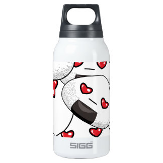 Stay close to me - Love Insulated Water Bottle