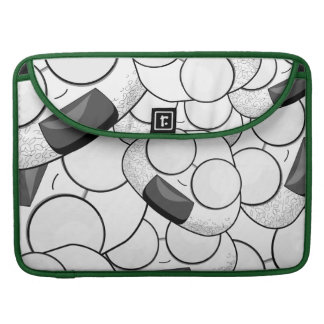 Stay close to me - Nerd MacBook Pro Sleeve
