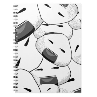 Stay close to me - Pain Spiral Notebook
