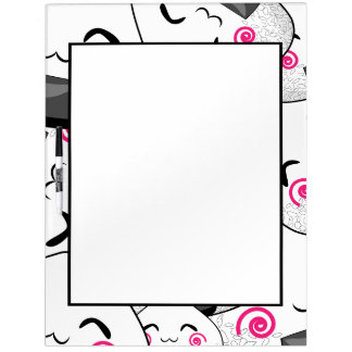 Stay close to me - Shy Dry-Erase Board