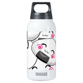 Stay close to me - Shy Insulated Water Bottle