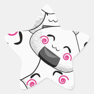Stay close to me - Shy Star Sticker