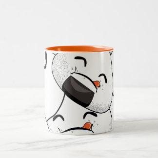 Stay close to me - Yummy Two-Tone Coffee Mug