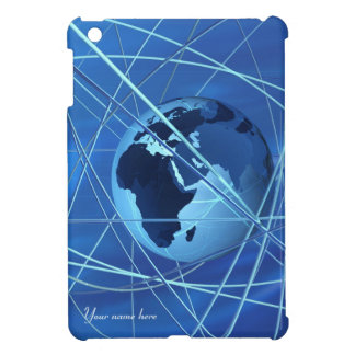 Stay Connected Planet Earth iPad Mini Covers