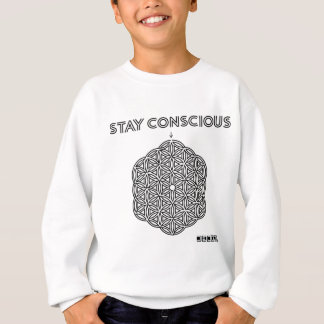 STAY CONSCIOUS MAZE shirt
