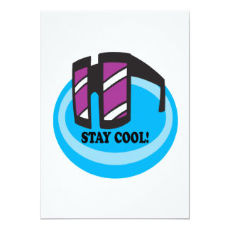 Stay Cool 2 Card