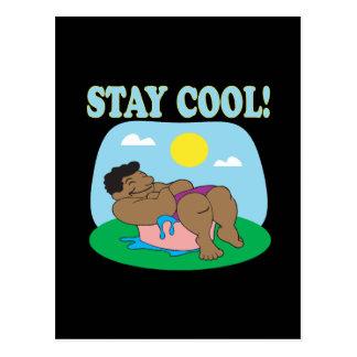 Stay Cool 3 Postcard