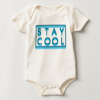 Stay Cool Baby Bodysuit