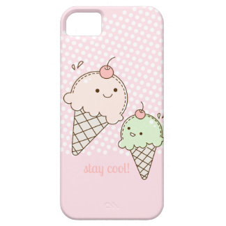 Stay Cool! iPhone 5 Case