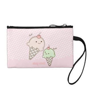 Stay Cool {coin purse} Change Purse