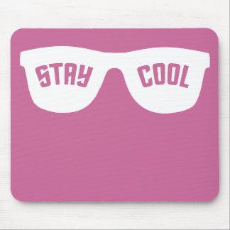 STAY COOL custom mousepad