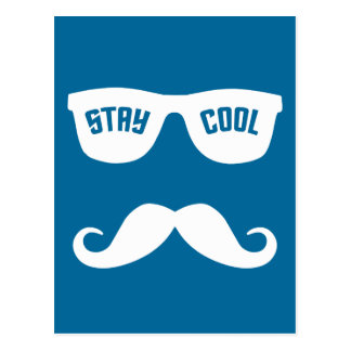 STAY COOL custom postcard