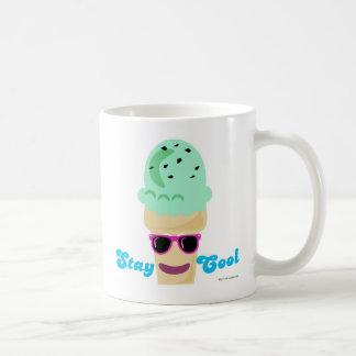 Stay Cool Ice Cream Coffee Mug