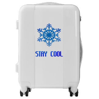 STAY COOL LUGGAGE