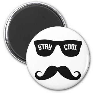 Stay Cool magnet