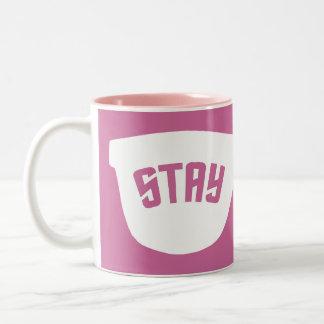 STAY COOL mug - choose style & color