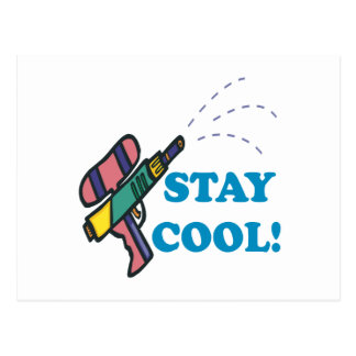 Stay Cool Postcard
