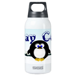 Stay Cool Thermos Water Bottle