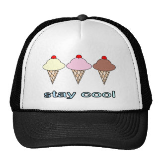 stay cool hats and stay cool trucker hat designs