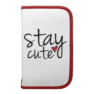 Stay Cute Folio Planner