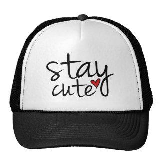 Stay Cute Hat
