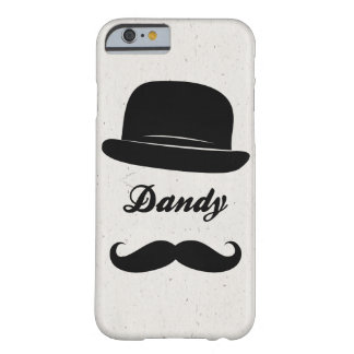 Stay dandy barely there iPhone 6 case