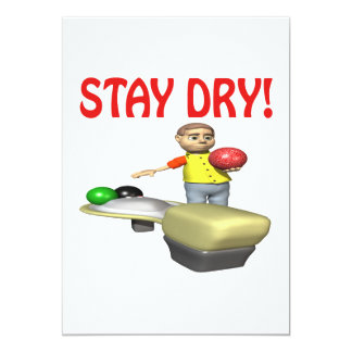 Stay Dry Card