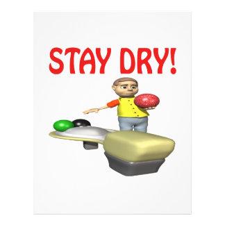 Stay Dry Flyer