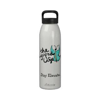 Stay Elevated Butterfly Water Bottle