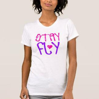 Stay Fly retro 90s slang T Shirt