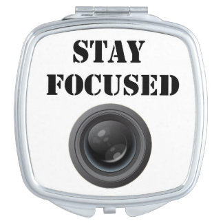 stay focused compact mirror