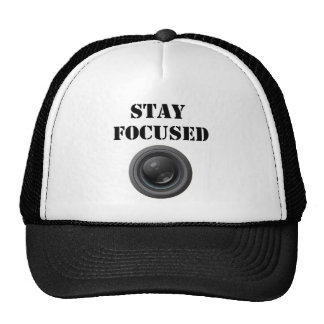 stay focused hat