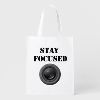 stay focused reusable bag market tote