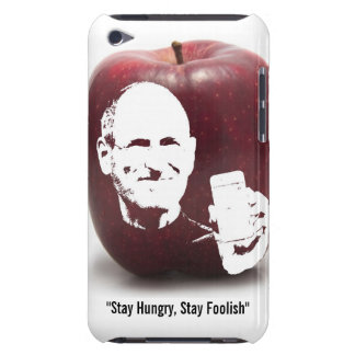 Stay Foolish iPod Touch Case