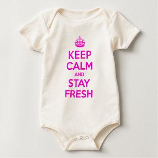 Stay Fresh Baby Bodysuit