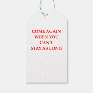 STAY GIFT TAGS