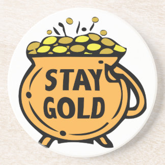 Stay Gold Coaster
