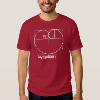 Stay Golden T Shirt