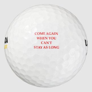 STAY GOLF BALLS