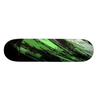 stay green skateboard deck