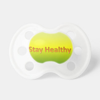 stay healthy pacifier
